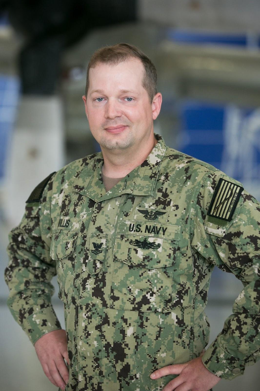 Savannah Native Keeps Navy Wing Flying | American Connections Media