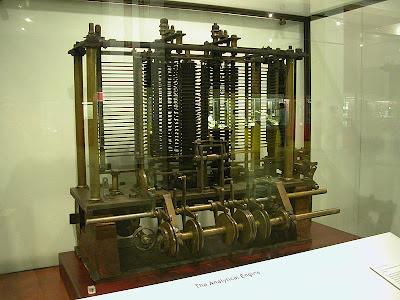 Reprodução da Analytical Engine