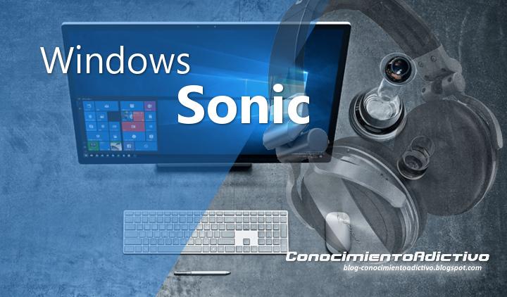 Activar la opción Sonido Espacial en Windows 10 Creators Update