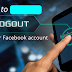 Logout Of Facebook Mobile