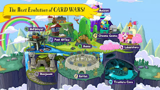Card Wars Kingdom Mod Apk Unlocked all card