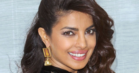 Priyanka Chopra's Pinned Back Tuck Latest Hairstyle