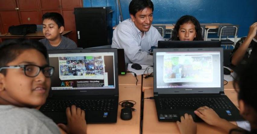 Premiarán a docentes que integren la tecnología en la enseñanza, en concurso nacional organizado por la Fundación Telefónica