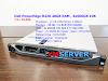 [มีของพร้อมส่ง] Server มือสอง Dell PowerEdge R420 2x E5-2440 48GB 4x 600GB ราคา 29,000 บาท
