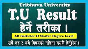 tu result,bbs result 2076