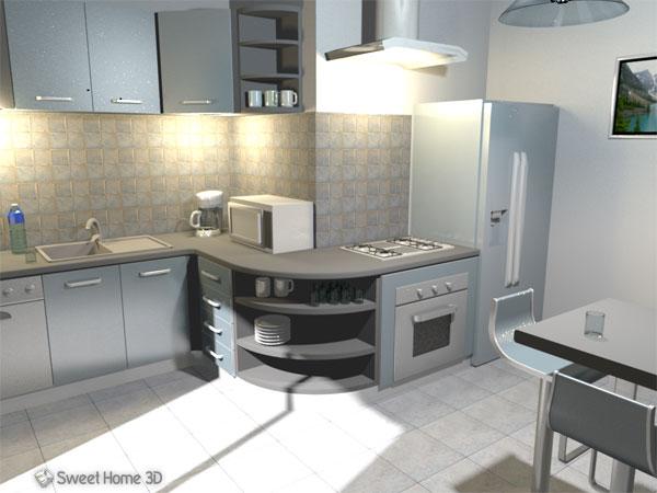 Software sweet home 3d 4 0 campus nancy for Software progettazione interni 3d