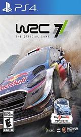 3max - WRC 7 PS4-Playable