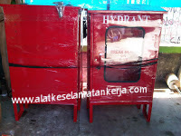 Hydrant Box kaca outdoor type