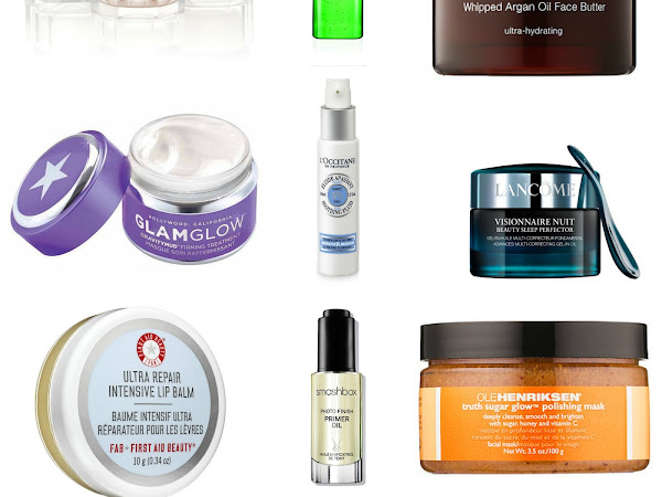 Beauty Cravings - New in Beauty/Skincare