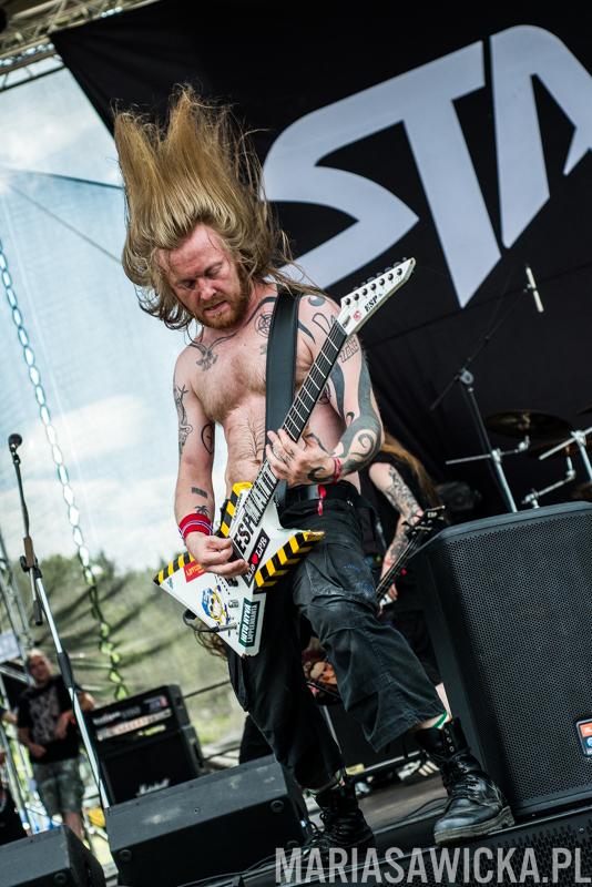 Antti Hyrde Hyyrynen Stam1na Basinfirefest spálené poříčí 2014