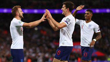 Kosovo vs England Highlights 17 November 2019 - Euro Cup