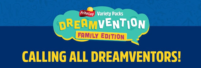 FRITO-LAY DREAMVENTION SWEEPSTAKES