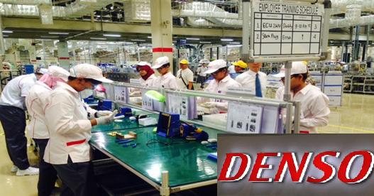Lowongan Kerja PT. Denso Ten Manufacturing Indonesia, Jobs: HRGA Staff (Legal).