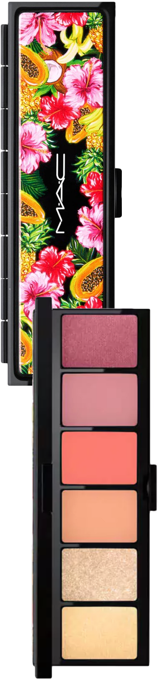 M·A·C Fruity Juicy Oh My Banana Eyeshadow Palette