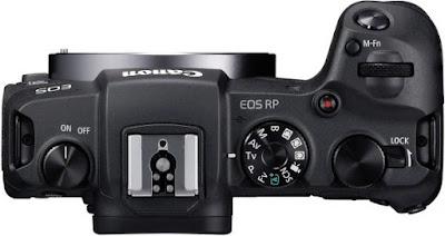 Canon EOS RP Full-Frame Mirrorless Camera