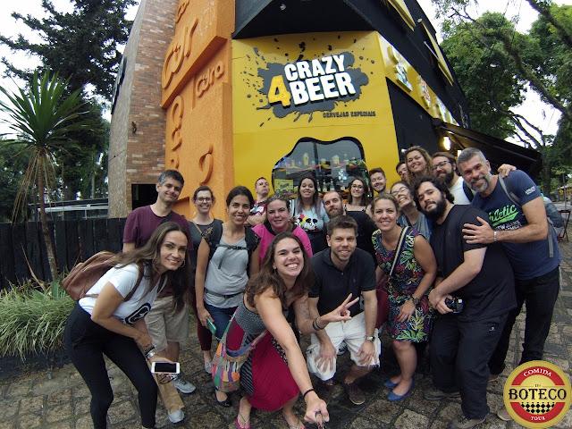 Tour Comida de Boteco Curitiba