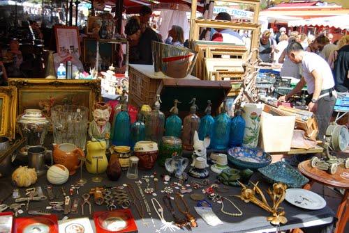 Passione vintage mercatini delle pulci settembre 2012 for Marche mobili italiani