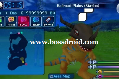 Digimon World Re Digitize PPSSPP PSP ISO CSO Android/PC