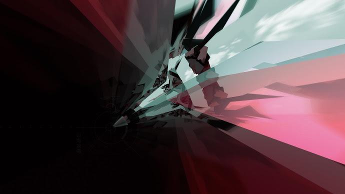 Wallpaper: 3D Creative Art. Fight fire with fire