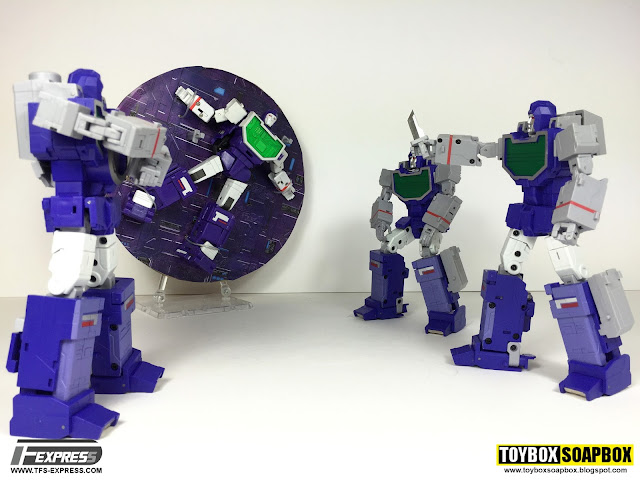 fanstoys spotter vs maketoys visualizers