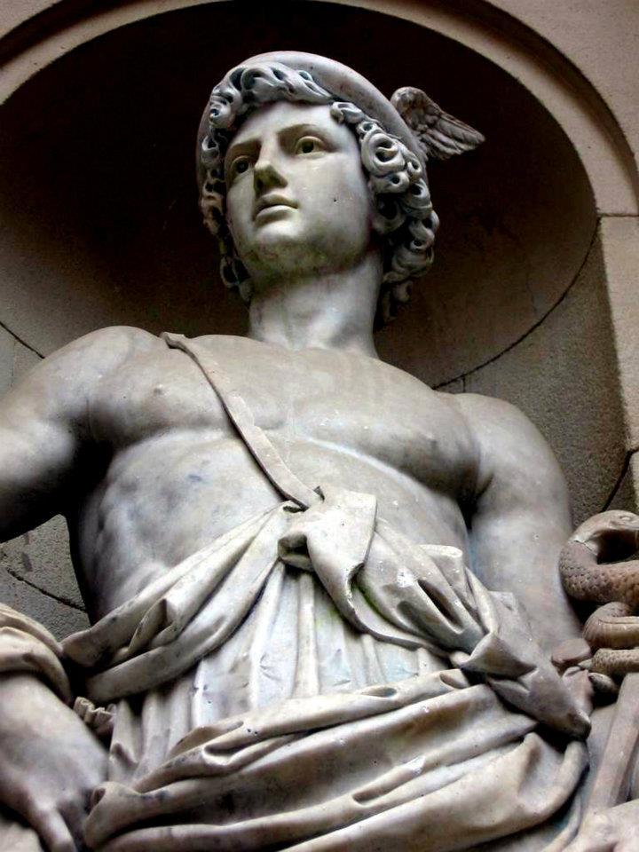 Apasionados Del Imperio Romano El Dios Mercurio
