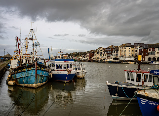 Another photo of Maryport Harbour