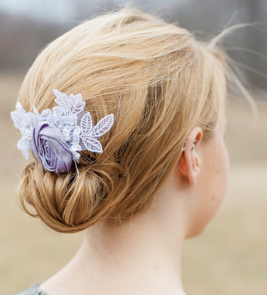 New Hair Accessories Just Listed