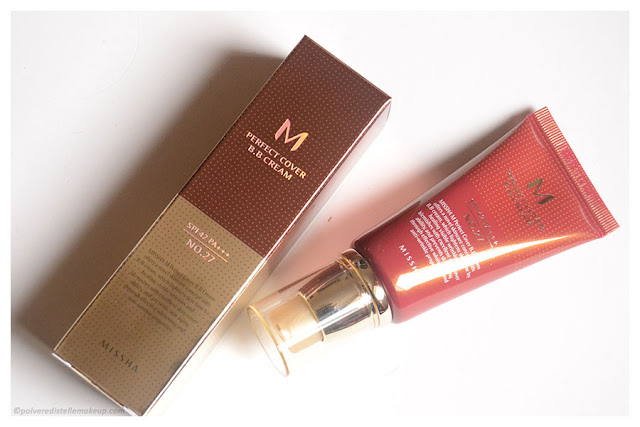 M Perfect Cover BB Cream SPF 42/PA+++ Missha