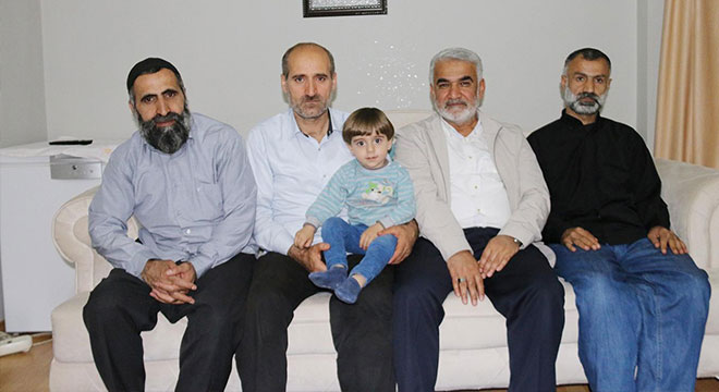 Zekeriya Yapıcıoğlu Yasin Börü'nün ailesini ziyaret etti