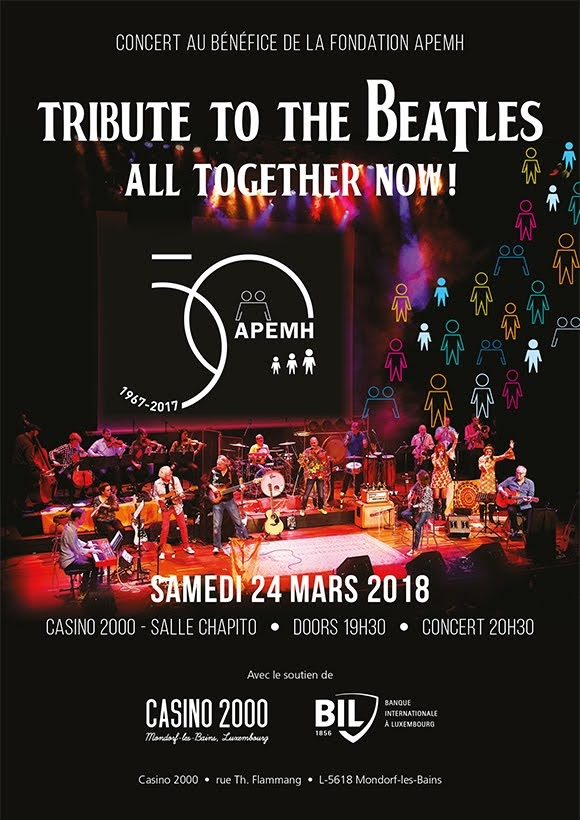 Le retour du Luxembourg Tribute to the Beatles