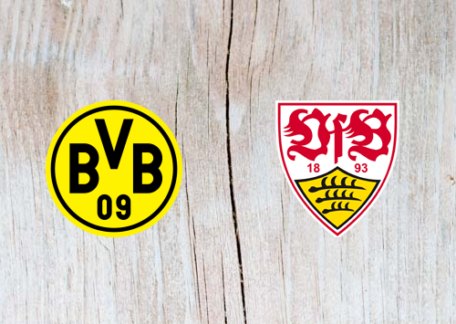 Borussia Dortmund vs VfB Stuttgart Full Match & Highlights 9 March 2019