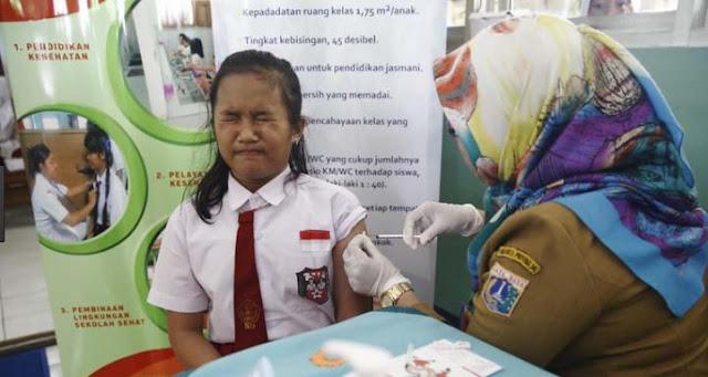 Waduh, MUI Tegaskan Vaksin Imunisasi MR 2017 Tidak Punya Sertifikasi Halal