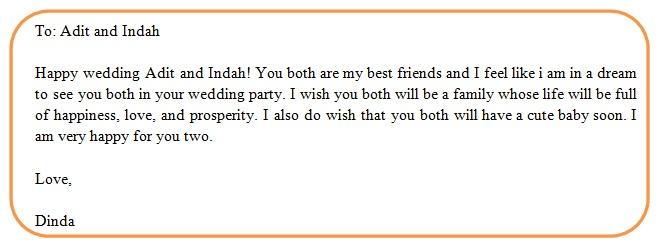 Ucapan Pernikahan Dalam Bahasa Inggris  TulisanViral.Info