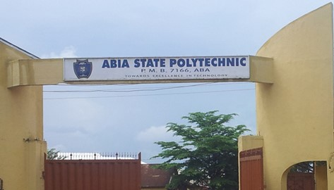 Abia Poly student caught n*ked with girlfriend flees after killing hostel landlord