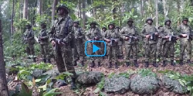 Capture Video Tentara Sholat
