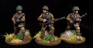 28mm WW2 Polish Infantry Warlord Games