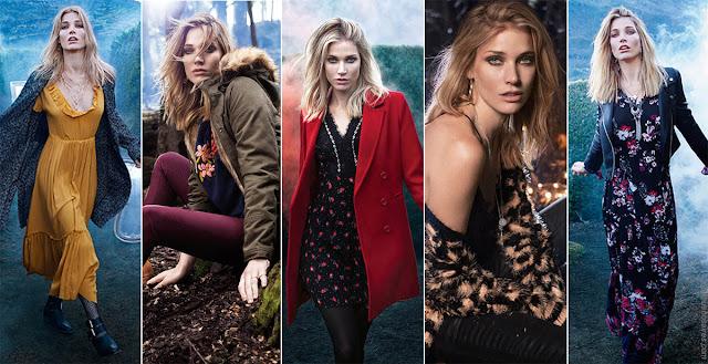 Moda otoño invierno 2018: Ropa de mujer otoño invierno 2018. Vestidos, blusas, pantalones, remeras y abrigos otoño invierno 2018.
