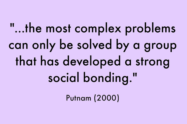 leadership quote Putnam