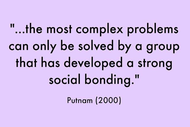 leadership quote Putnam