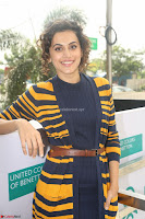 Taapsee Pannu looks super cute at United colors of Benetton standalone store launch at Banjara Hills ~  Exclusive Celebrities Galleries 022.JPG