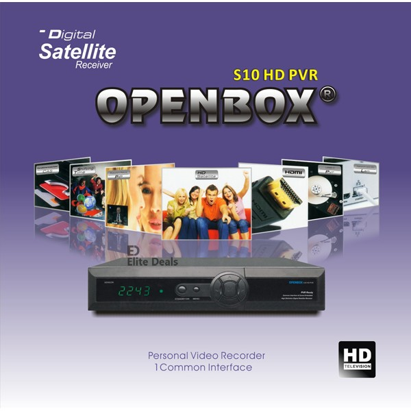 New Firmware /  Software Release for OpenBox S10 Satellite Receiver