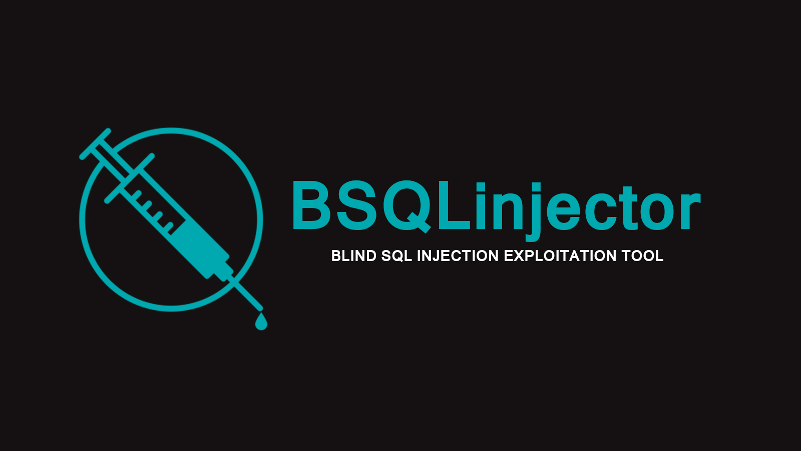 BSQLinjector - Blind SQL Injection Exploitation Tool