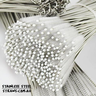 Cleaning Straws for Stainless Straws