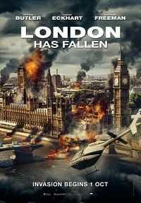 London Has Fallen 2016 720p Download Dual Audio 1GB