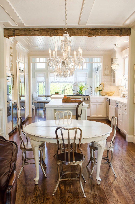 glamorous retro kitchen furniture | Mod Vintage Life: Kitchen, Glamourized