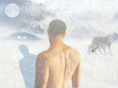 The Lone Wolf Art Edit Photoshop Surreal