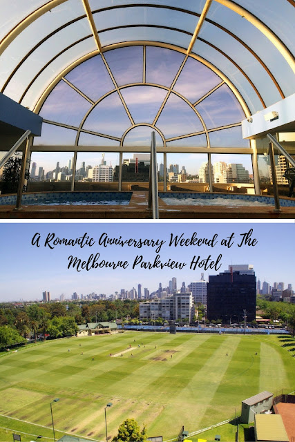 A Romantic Anniversary Weekend at The Melbourne Parkview Hotel