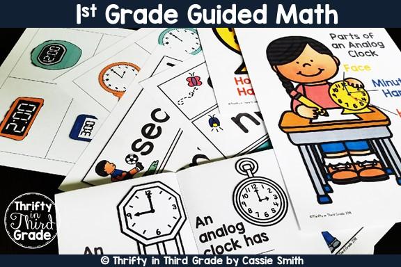 https://www.thriftyinthirdgrade.com/2018/06/1st-grade-guided-math.html