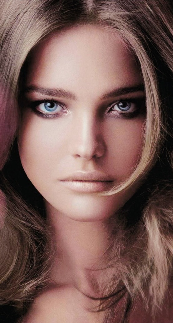Natalia Vodianova By Paolo Roversi For Vogue Russia: The Nicest Pictures: Natalia Vodianova