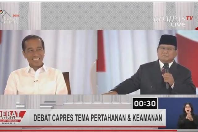Prabowo: Pertahanan Indonesia Lemah, Kenapa Kalian Ketawa?